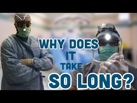 14-17 years to Become a Surgeon | Why does it take so long?