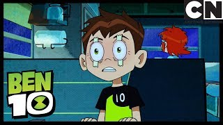 Ben 10 | Inside The Worst Nightmare | Dreamtime | Cartoon Network