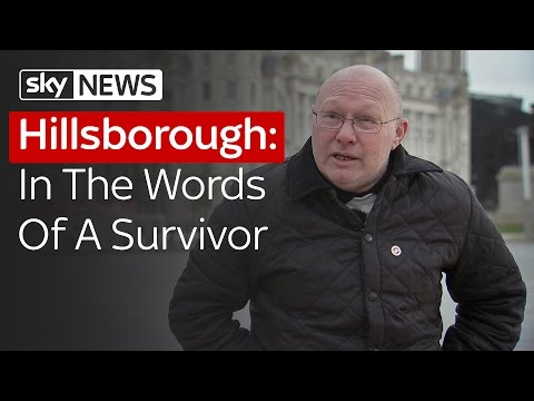 Hillsborough: In The Words Of A Survivor