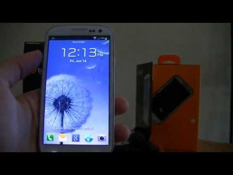 Boost Mobile Samsung Galaxy S3 Review