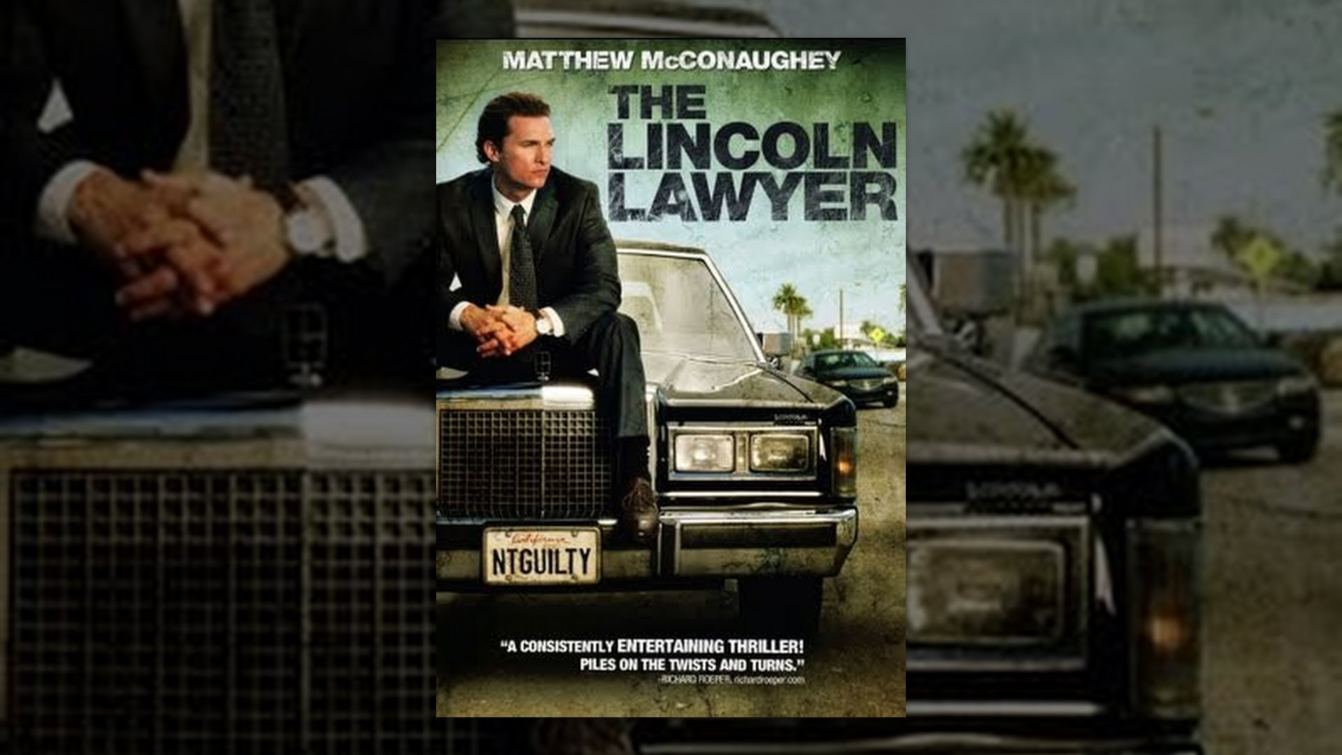 Lincoln Lawyer 2011