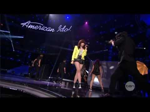 Carly Rae Jepsen Take A Picture live on American Idol