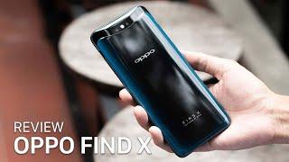 Đánh giá chi tiết Oppo Find X