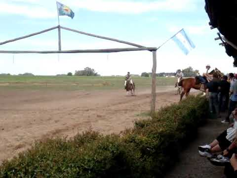 Gaucho Sortija Game in Argentina