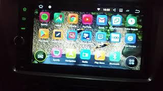 Pumpkin Android 7.0.1 Headunit
