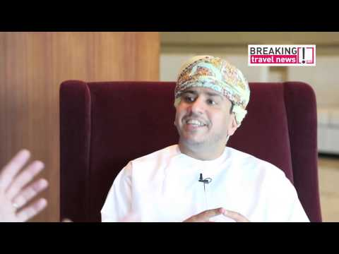 Travel Talk: Khalid Al Zadjali, director of tourism events, ministry of tourism, Oman