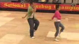 2005 National Jitterbug Championships Showcase FOOTLOOSE