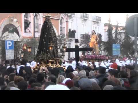San Severo 2013 - INCONTRO tra la Madonna e Gesu'
