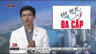 Bán hàng đa cấp - Thiên Ngọc Minh Uy 'thoát xác' thành Nhã Khắc Lâm - VTV24 ngày 29/04/2017