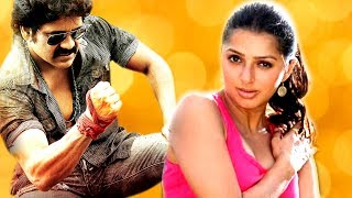 Nagarjun, Bhoomika l Latest 2017 Action Ka King South Dubbed Hindi Movie HD - Veer Ji Ek Kahani
