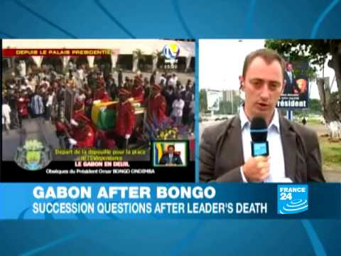 Gabon: succession questions after Bongo's death