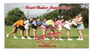 Heart Shaker - TWICE(트와이스) DANCE COVER / VIVE DANCE CREW (Collab with Dare Dance Crew)