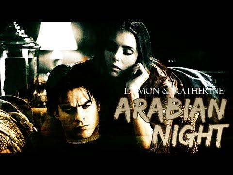 ►Damon & Katherine • Arabian Night { HBD DARIN }