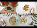 Bugün Ne Yedim ? | Ara Öğünlü Günüm+Sinema Saati