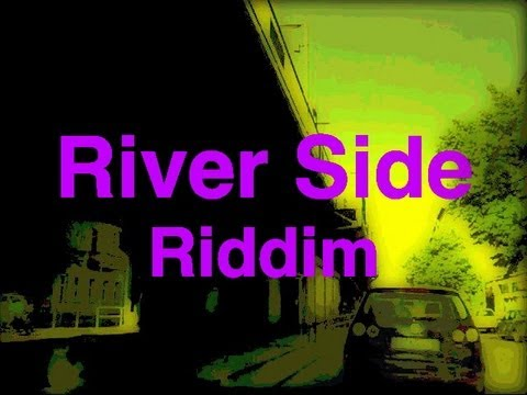 REGGAE HIP HOP INSTRUMENTAL BEAT - Riverside RIDDIM 2013 (Music by DreaDnuT)