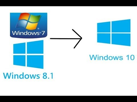 How to upgrade Windows 7 to Windows 10 in late 2018 for FREE! thumbnail