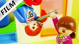Playmobil Film deutsch | JULIAN ATEMLOS IN TURNHALLE?! Sport ist Mord | Kinderserie Familie Vogel