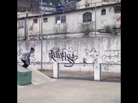 Making it look too easy with @rhuancouzzi | Shralpin Skateboarding