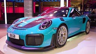 Porsche GT2 RS Walkaround | Top Gear: Series 26
