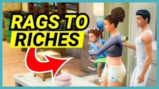 Toddler skills & printing money! - 🌴 Rags to Riches (Part 25)