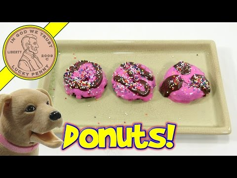 Cool Baker Donut Maker - Butch Wants Donuts!