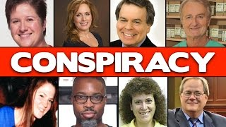 13 Dead | The Holistic Doctor Conspiracy