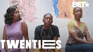 Lena Waithe Takes You On A Trip Through Adulthood In New Series 'Twenties'. Coming Soon To BET.