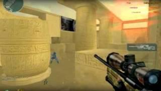 CrossFire Russian Server Sniper Awm movie by LDavinci.avi