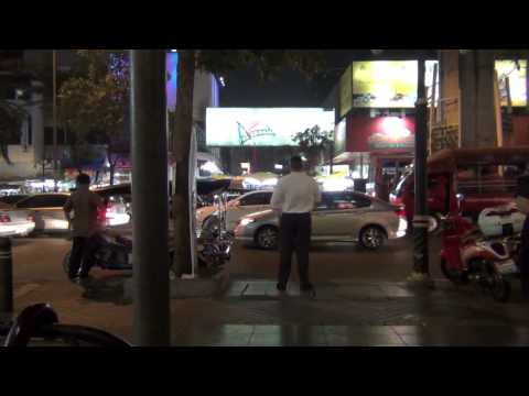 Preaching the gospel to Patpong Road (February 15, 2013)