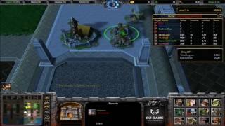 Warcraft 3 Legión TD Mega Una Partida Larga