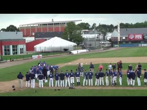 Lowell Catholic (LC) vs PJPII MA D4 State Championship Game 6-12-13 - 02/01/2014