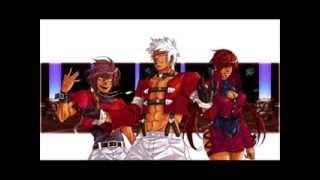 Rhythmic Hallucination Remix (New Faces Orochi Team Theme) 97 DJ GX3