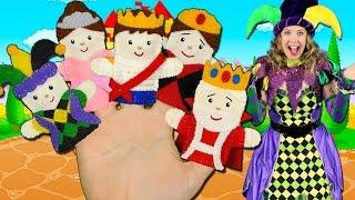 Download Lagu Royal Finger Family Song: Royal Family! Finger Family Nursery Rhymes for Kids Gratis STAFABAND