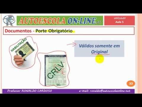 Veículos II - Documentos Obrigatórios e Procedimentos ao Vender ou Comprar um Veículo