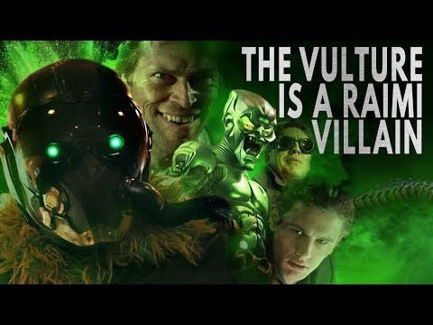Spider-Man: The Vulture Is A Raimi Villain | Video Essay