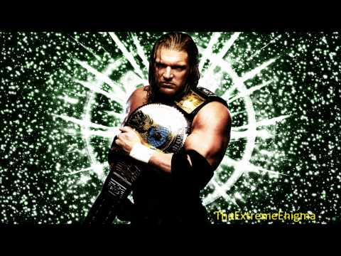 Triple H 5th WWE Theme Song 