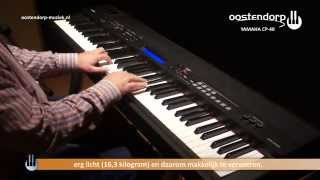 Yamaha CP40 | Sound Demo | Digitale Stagepiano