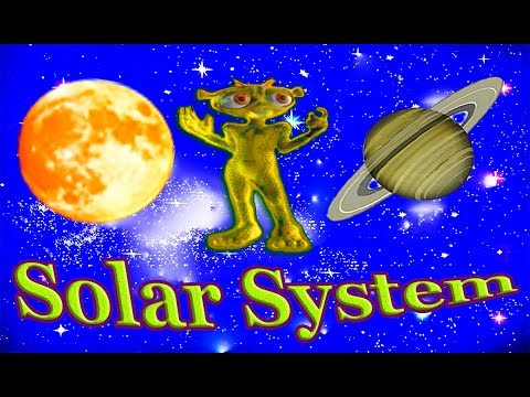 Planets of the Solar system for kids ASTRONOMY Learning Videos For Kids
