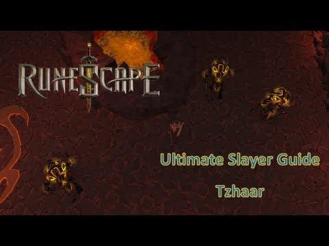 RuneScape – Ultimate Slayer Guide 2013 (Tzhaar)