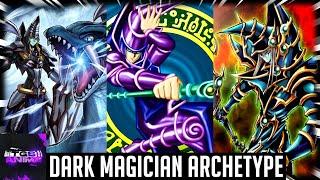 Yugioh Trivia: Dark Magican Archetype