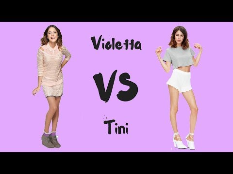 Violetta vs Tini | Abracachasyde
