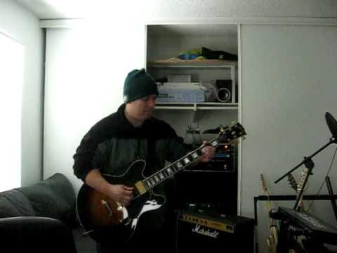 Steven Weiss: 1980 Gibson ES-347 Demo