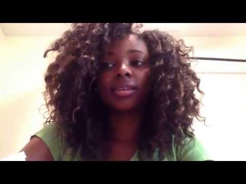 Crochet Braid Nighttime Routine ! (Freetress Deep Twist) How To Make ...