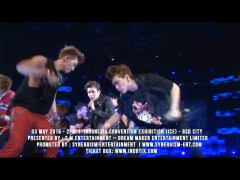 Official Video Super Junior super Show 6 In Jakarta video