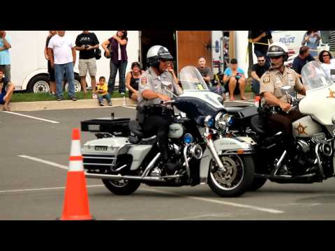Team Ride Competition   Motorcycle Rodeo