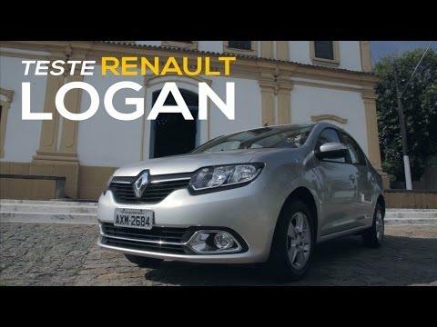 Teste: novo Renault Logan Dynamique 1.6 8V
