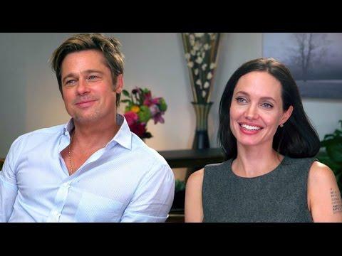 Angelina Jolie & Brad Pitt | Today Show - Interview | October 31, 2015