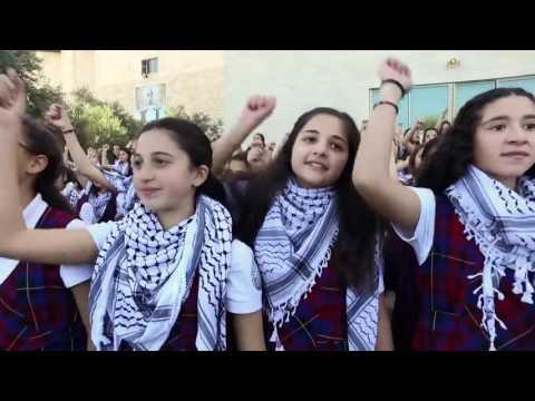 Rosary Sisters Catholic High School in Jerusalem, Palestine
