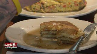 Federal Employees Getting Free Breakfast At Original Pancake House