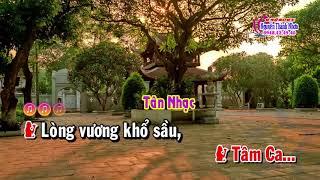 Karaoke TRÍCH ĐOẠN - MÁU NHUỘM SÂN CHÙA 2 - SONG CA